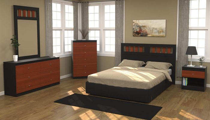 B500 Bedroom Set